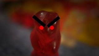 WHAT IF GUMMI BEARS WERE ALIVE?   [stop motion]