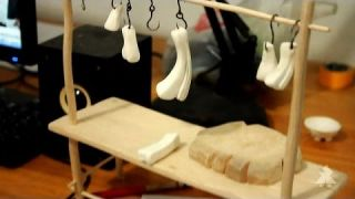 Stopmotion Animation《Rememberance Of Time Past》Featurette1