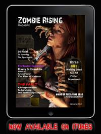 Click Here for Zombie Rising Magazine