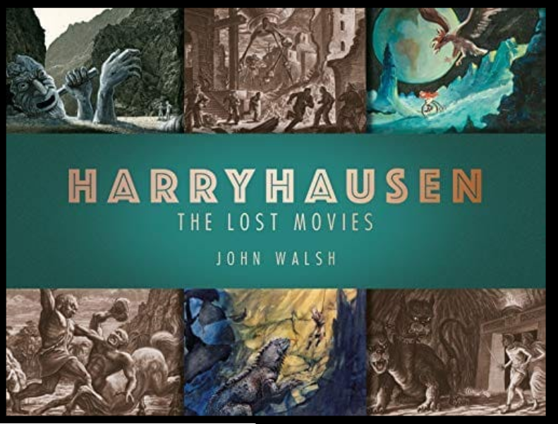 Harryhausen Book