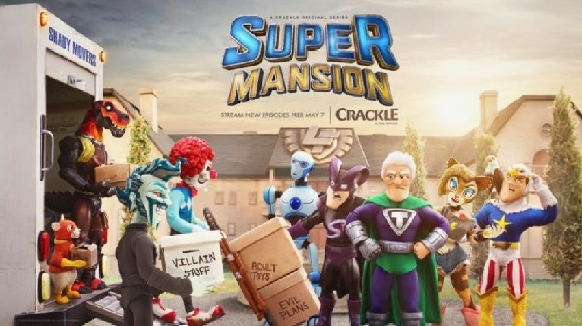 SuperMansion Season 3