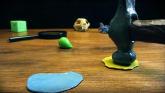 Angry Creator: Unfair War (Stop Motion)