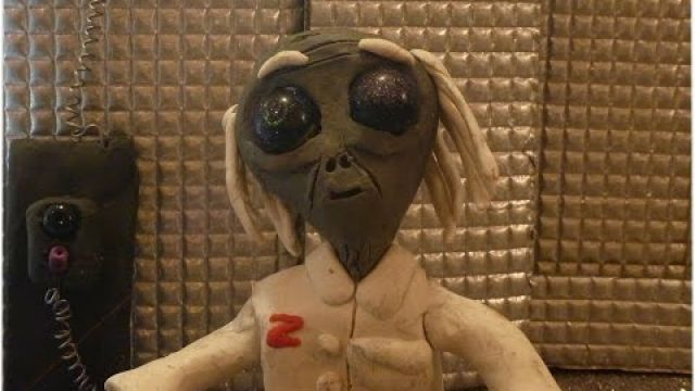 50 Shades of the Greys -a stop-motion science fiction short film - YouTube