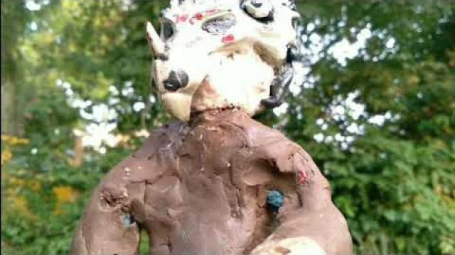sadistic tale: a killer day off  funny #claymation horror comedy #stopmotion