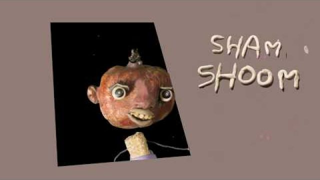 SHAMSHOOM COMES TO LIFE - a stop motion animation