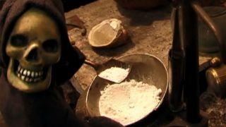 Stop Motion - Death Finds Some Super Powder