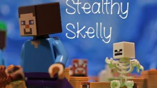 Stealthy Skelly (Brickfilm)