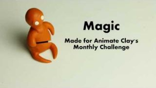 Magic (claymation)