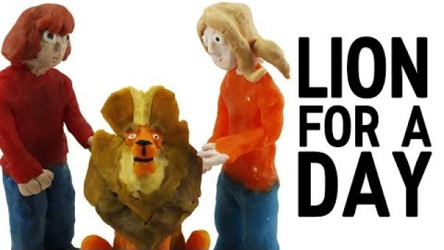 Lion for a day | Animation