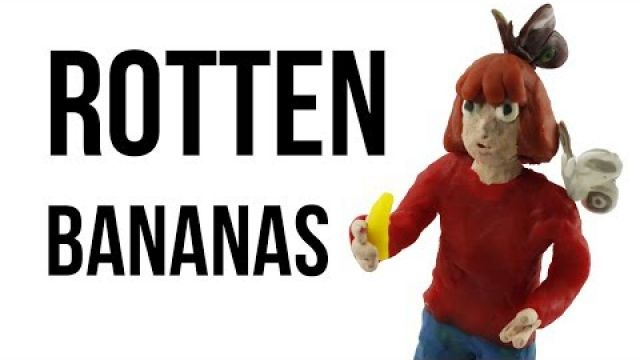 Rotten bananas | Animation