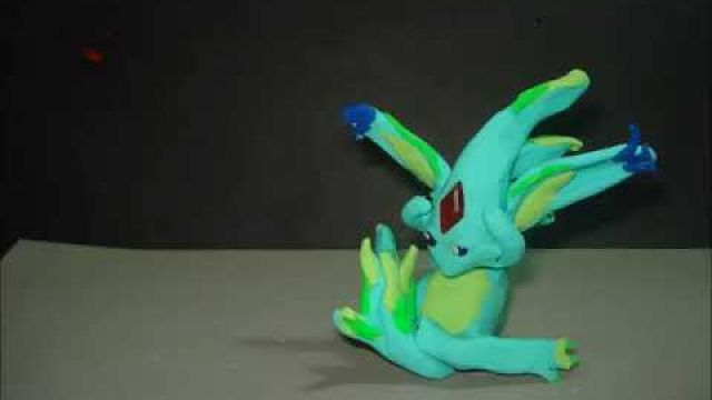 Final Fantasy Clay Carbuncle