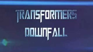 Trasnformers Downfall: Starscream Stop-Motion Test 1