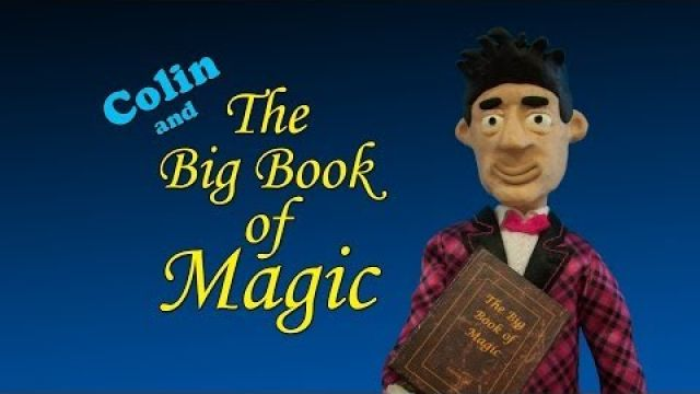 Colin and The Big Book of Magic